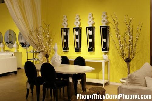 phong thuy Ảnh hưởng của màu sắc nội thất trong phong thủy
