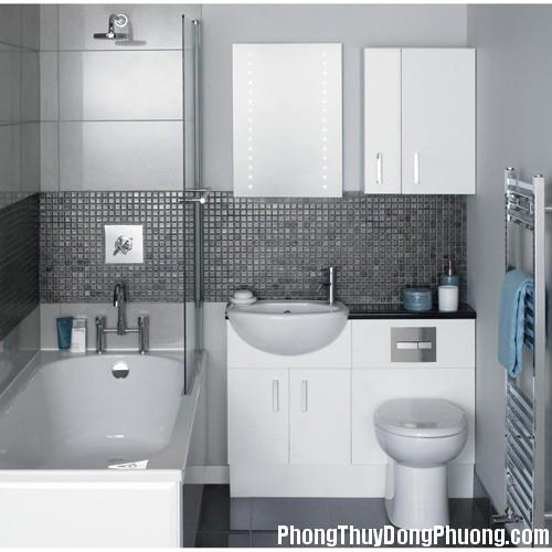 simple bathrooms designs i1977411 03ea Những cách hóa giải cho nhà tắm có phong thủy xấu
