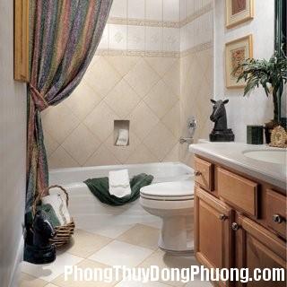 Bathroom Interior Decorating Ideas Những kiêng kị trong phong thủy phòng tắm