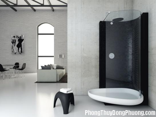 phong tam co nen mo hoan toan Có nên làm phòng tắm mở hoàn toàn?