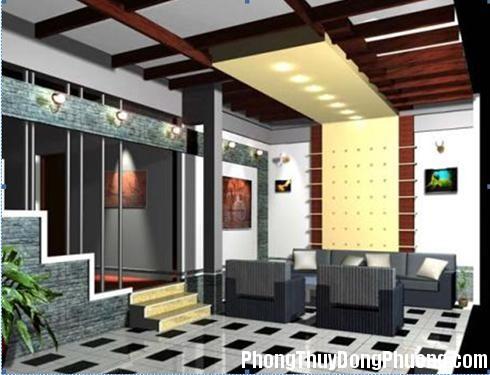 0a0862sannhamauden Chọn màu lát sàn nhà cho nhà chật hợp phong thủy