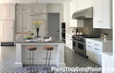 inspirational kitchens lg Chọn vị trí cho bếp nấu đem lại thịnh vượng