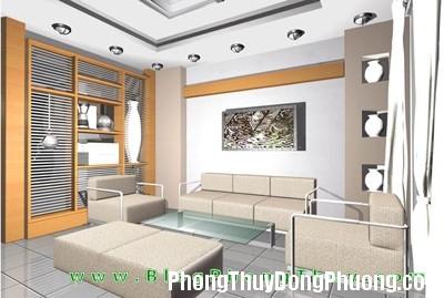phong khach 2011 Bí quyết đơn giản cho ngôi nhà thịnh vượng