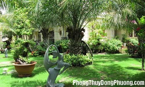 phong thuy san vuon 19 5 1  19052 std Phong thủy bài trí sân vườn giúp sinh tài lộc