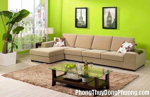 sofa Bài trí ghế sofa rước lộc vào nhà
