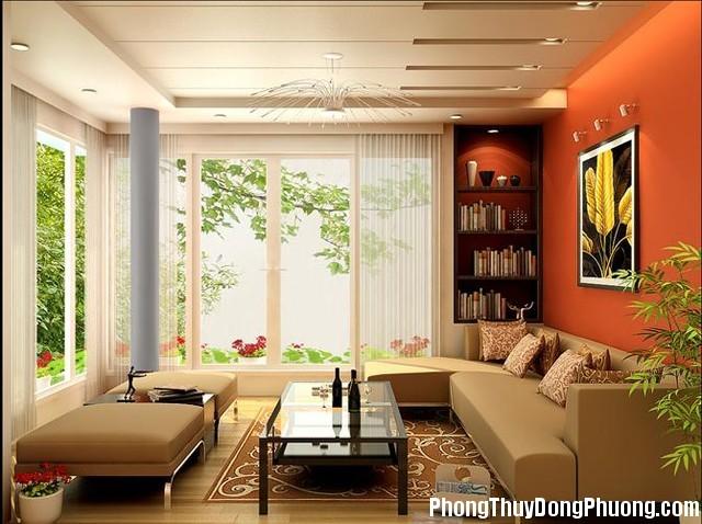 1 230735baoxaydung 3 1437533735547 BÍ quyết tăng vận may, tiền bạc cho nhà ở