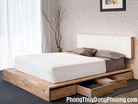 65fe60gam giuonggtlh Biến gầm giường thành tủ để đồ khiến giấc ngủ không sâu