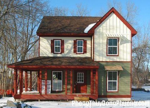 mua nha 1335612577 Bí quyết chọn mua nhà theo phong thủy