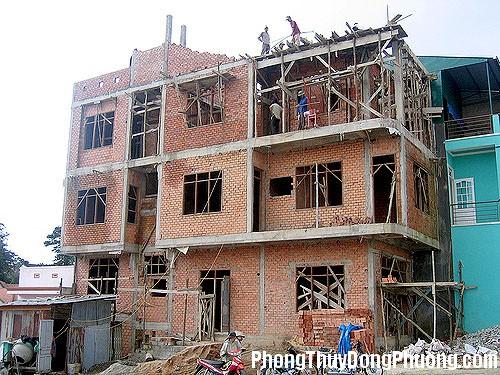 172052baoxaydung xinphepxaydung1pagespeedce tbzhoduy9 1434749616 Những lưu ý phong thủy trước khi xây nhà