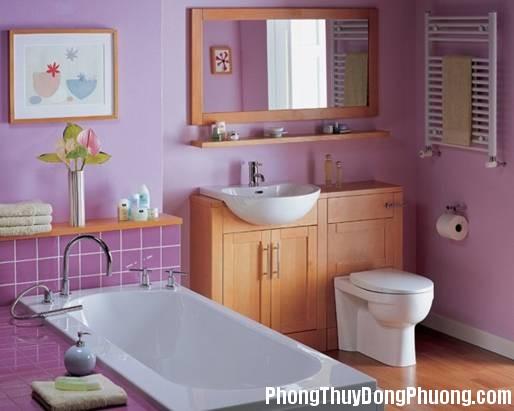 214058baoxaydung 1 1411558124 Cách bố trí phòng tắm mang lại vượng khí