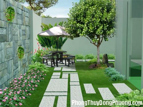 trong cay 1439809504 Chọn cây xanh trồng trong vườn hợp phong thủy
