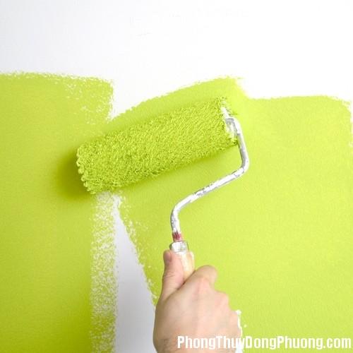 040206 Tăng cường vận may bằng màu sơn nhà