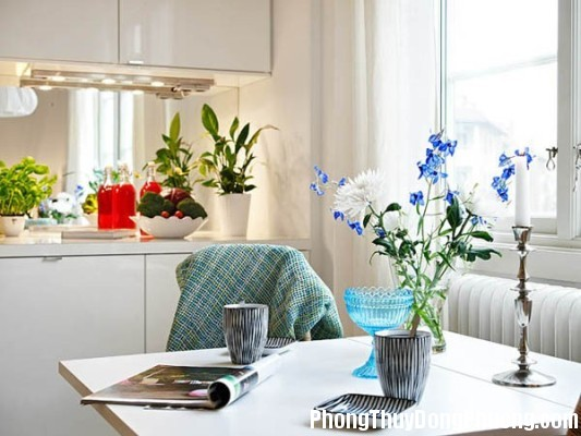 20130629074254469 Cách bài trí hoa tươi mang tài lộc vào nhà