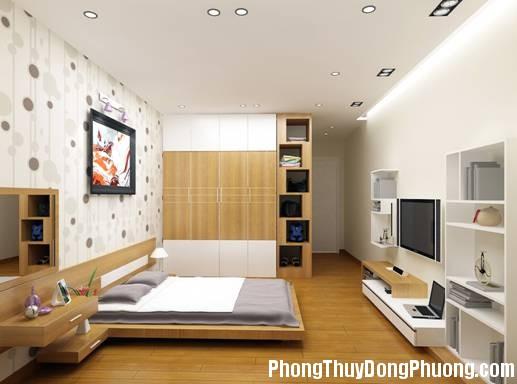 20141201031849632 Bố trí căn hộ chung cư 2 3 phòng ngủ hợp phong thủy