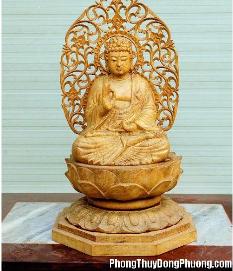 A97 12 Những kiêng kị khi bày trí tượng Phật trong nhà
