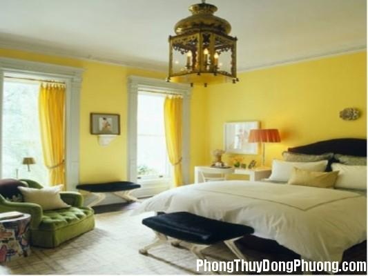 388 Màu vàng đem lại sinh khí cho nhà ở