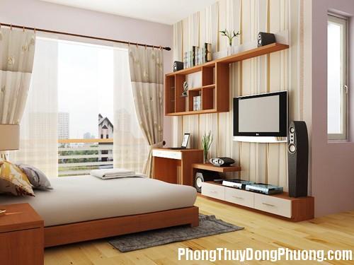 090302baoxaydung image001 1436872222 Giường ngủ không nên kê ngay thẳng cửa ra vào
