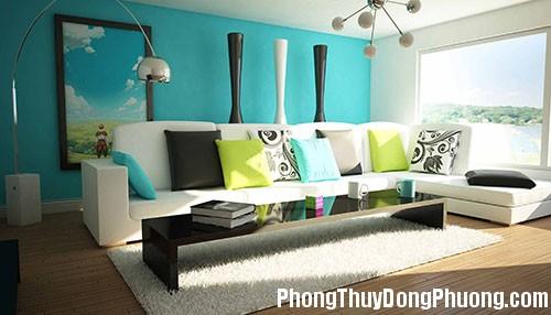 103827baoxaydung 2 1411660231 Vai trò của màu sắc và ánh sáng trong phong thủy