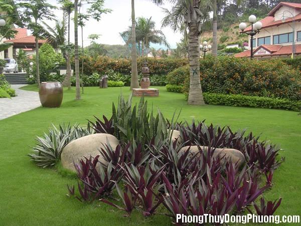 143028baoxaydung 1 Bài trí sân vườn nhớ xem hướng nhà