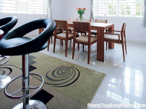 17 Chọn vật liệu hoàn thiện nhà ở hợp phong thủy