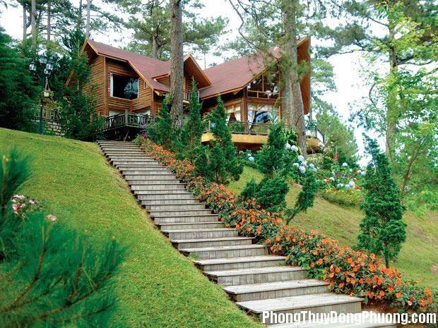 20151111095010 b480 Xây nhà trên đồi sao cho hợp phong thủy ?
