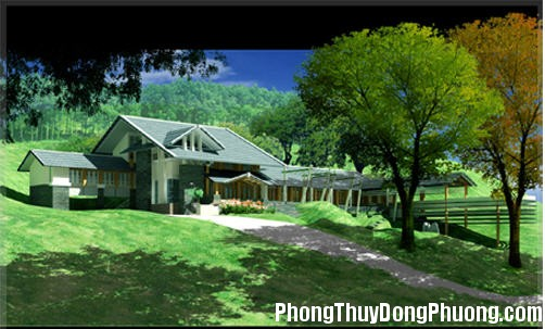 phong thuy nha vuon va nhung dieu nen biet5 Những lưu ý phong thủy cần biết khi chọn mua nhà vườn