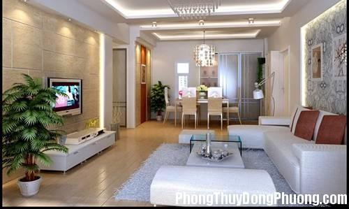 095135baoxaydung image002 1413387833 Bố trí nội thất hài hòa phong thủy cho nhà ở