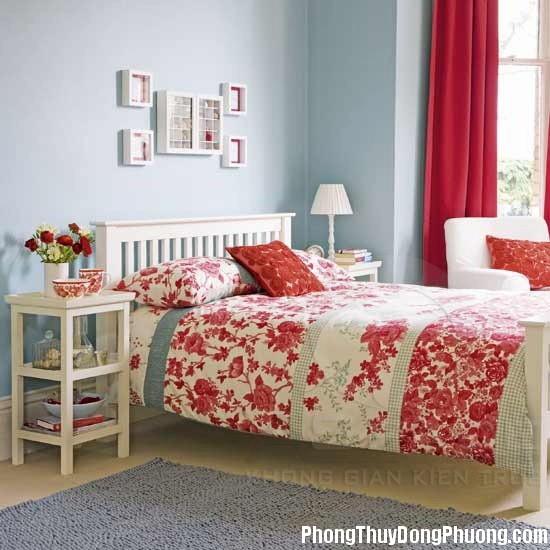 12 DOOL 080429 HT18 3 Cách bố trí màu sắc phòng ngủ hài hòa phong thủy