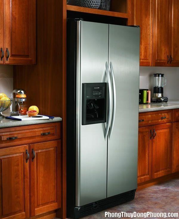 C3A tulanh 1 Những vị trí đặt tủ lạnh hợp phong thủy