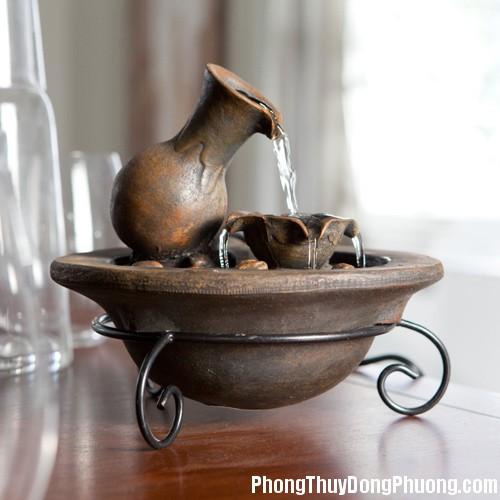 C95 2 Bố trí nước trong nhà giúp tăng cường vận may