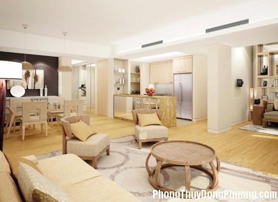 chung cu 1 1361790024 Những giải pháp phong thủy cho căn hộ chung cư