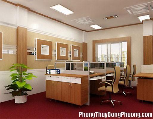 phong thuy goc lam viec cho su nghiep len tien Di chuyển một số đồ vật trong văn phòng bạn sẽ nhận được bất ngờ