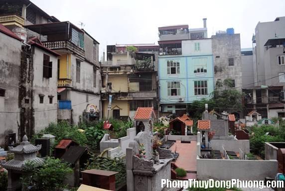 093443baoxaydung image001 1421235230 Những ảnh hưởng của việc làm nhà gần nghĩa địa