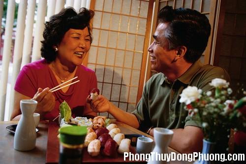 1453784250 asian couple Phong thủy phòng ngủ để cha mẹ được sống lâu