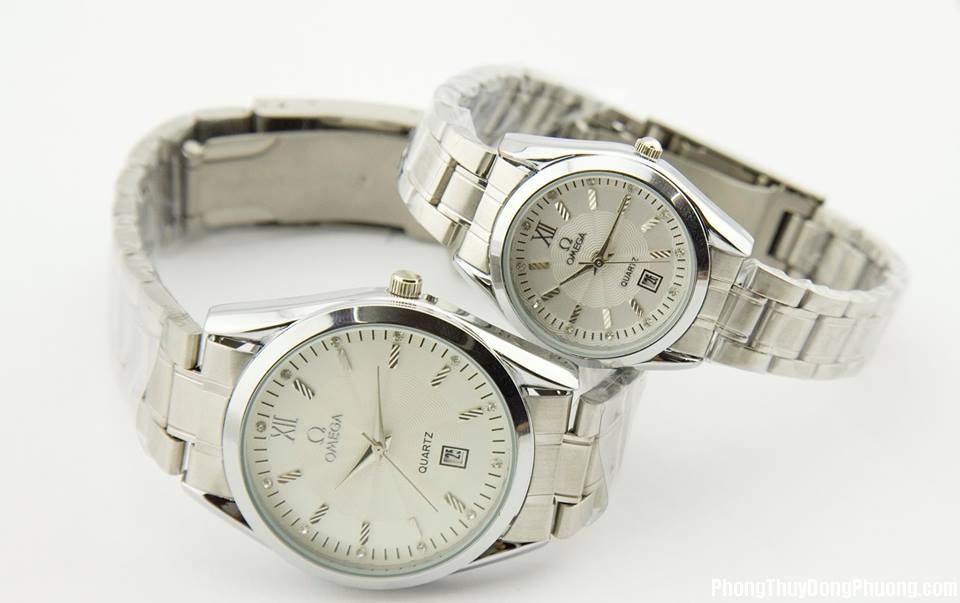 dh4 Chọn đồng hồ đeo tay phù hợp với ngũ hành