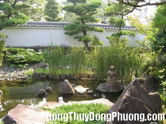 san vuon 3 1342089630 Nguyên tắc bố trí đá trong sân vườn