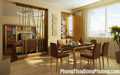 1434354543 tfdfwooden dining room lvhl Vị trí đặt bàn ăn hợp theo phong thủy