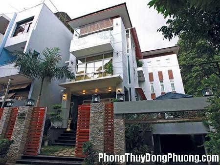 213902baoxaydung 3 1410604568 Ảnh hưởng của hình dạng nhà ở đến sinh khí