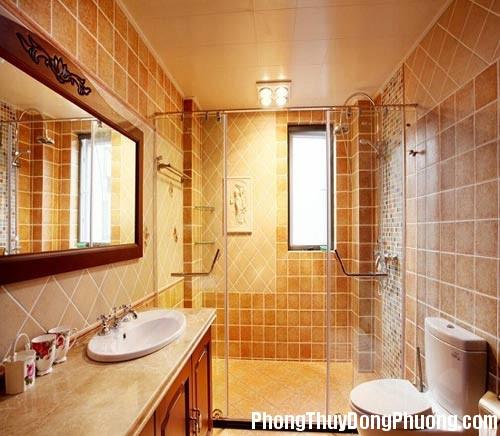 66 fabe Phong thủy hóa giải âm khí cho nhà vệ sinh không có cửa sổ