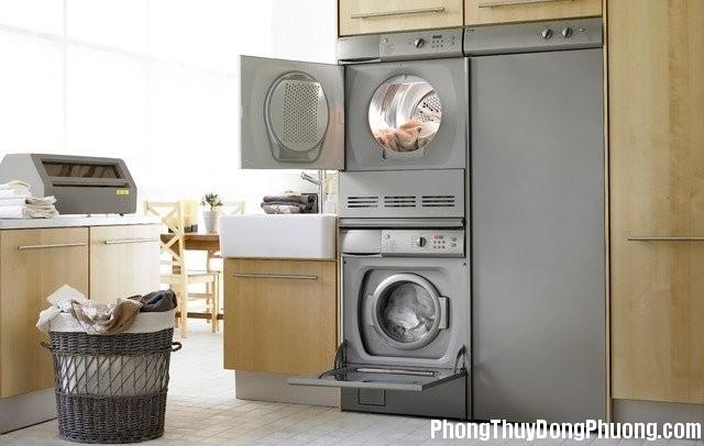 bocau.net prgw7B 42440 vi tri dat may giat theo phong thuy Những vị trí cấm kỵ không nên đặt máy giặt