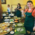 ready for Morning Glory cooking class