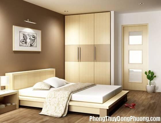 phongthuyphongngu 784f Không nên bố trí nhà vệ sinh trong phòng ngủ