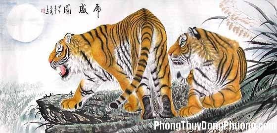 tinhhoa.net TtX5eO 20160514 8 buc tranh khong the treo tuy tien vi se anh huong tai van cua gia chu Những bức tranh phong thủy gây ảnh hưởng đến tài vận nếu đặt sai chỗ