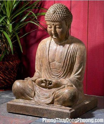 tuongphatthichca 1f8c Cách đặt tượng Phật để gia đình luôn được bình an