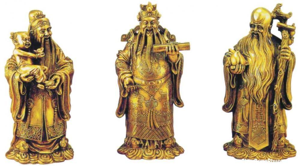 tuongphucloctho 96ac Cách đặt tượng Phật để gia đình luôn được bình an