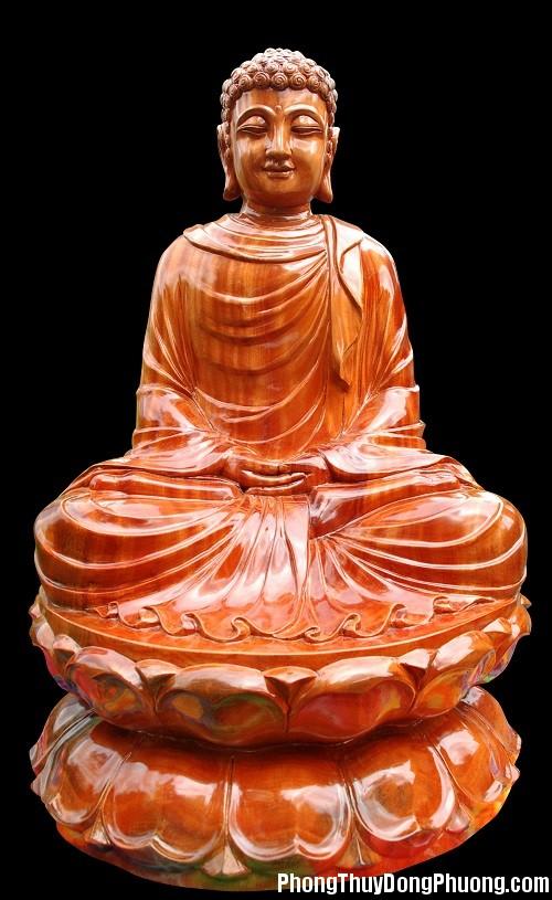 Kien thuc phong thuy khi bay tuong Phat trong nha hinh anh Bày tượng Phật trong nhà để được phù trợ cho sự nghiệp