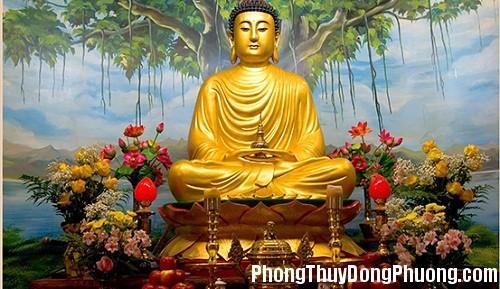 Nam long quy tac lap ban tho Phat tai gia de ca nha luon binh an hinh anh Bố trí bàn thờ Phật tại gia đem lại cuộc sống an lành