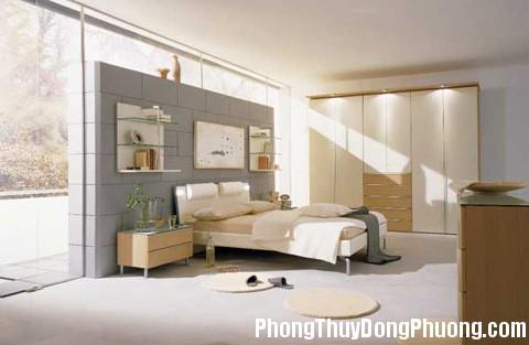 cua 3 1347456239 Thiết kế cửa phòng ngủ tránh để gương chiếu vào