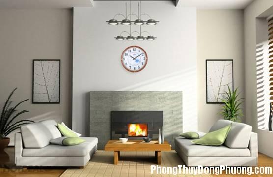 144254baoxaydung 13 1415099566 Cách treo đồng hồ tăng cường vận may cho nhà ở
