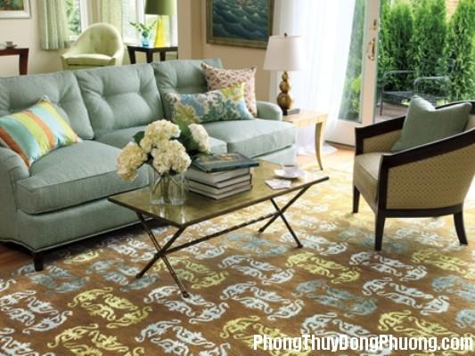 374 thamnhatheophongthuy 1 Chọn mua thảm trải sàn đem lại may mắn cho nhà ở